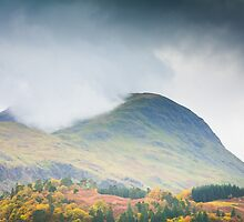 Clouds on top by Ralph Goldsmith