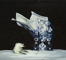 The Delft Vase by DWB1