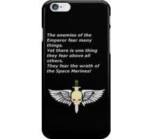 Space Marine iPhone Case/Skin