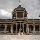 War Memorial, Bendigo by Joel Bramley