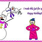 Those Poor Poor Snowmen... by SRowe Art