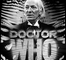 Doctor Who 50th Anniversary - First Doctor by Oliver Kidsley