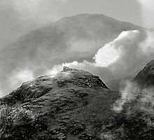 To Wetherlam by Mike  Waldron
