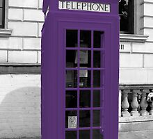 Violett Phonebox by pda1986