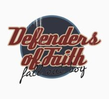 Defenders of Faith by redboxbluebox