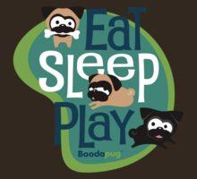Eat, Sleep, Play! 2 T-Shirt