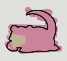 Slowpoke Splotch by Rjcham