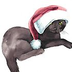 Christmas Mooch by Pachionart
