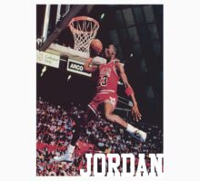 Michael Jordan by Connor  Foley