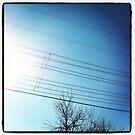 Sky Lines ~  by Emma  Wertheim