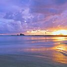 Palm Beach Queensland by Dean Prowd Panoramic Photography