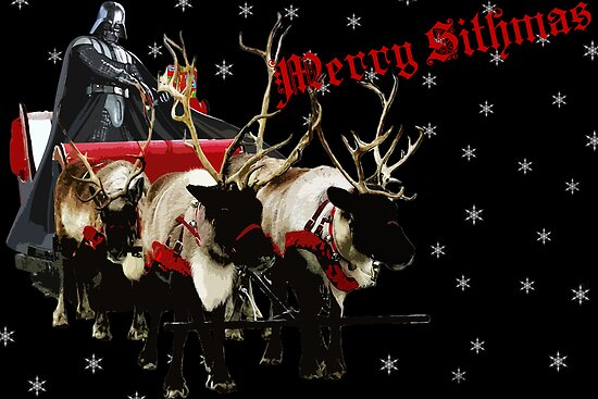 Merry Sithmas by Proxish