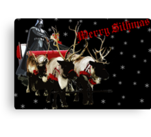 Merry Sithmas Canvas Print