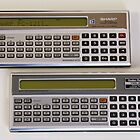 Sharp PC-1211 & Radio Shack PC1 pocket computers by Keith Midson