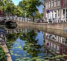 ...old Delft in Holland...3 by John44