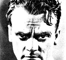 James Cagney Is Gonna Fight It Out by Museenglish