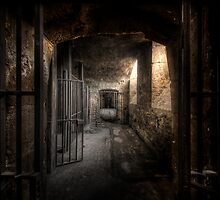 The Chateaux Dungeon by Art Hakker Photography
