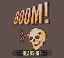 BOOM! Headshot T-Shirt