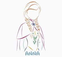 Anna (Personalized, please Bubblemail/email me before ordering) by kferreryo