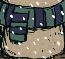Chilly Owl Sticker