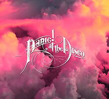 Panic At The Disco Logo by dellycartwright