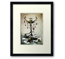 Supernatural - Strange Fruit Framed Print