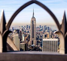 EMPIRE STATE BUILDING by Paul Tanner
