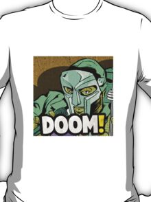 MF DOOM Comic T-Shirt