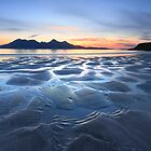 Laig Bay Blues. Isle of Eigg. Scotland. by photosecosse /barbara jones