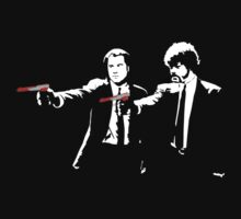 Pulp NES Fiction by xumbrex