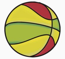 Reggae Basketball by Maestro Hazer