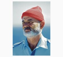 Bill Murray as Steve Zissou  by darthfader