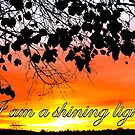 I am a shining light by ©The Creative  Minds