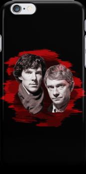 BBC Sherlock V2 by Alex Mathews