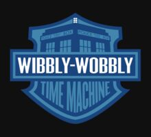 Wibbly Wobbly Time Machine by RyanAstle