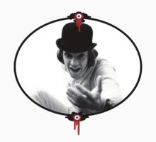 A Clockwork Orange- Alex by CommonSpring