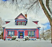 Candyland Cottage by Diana Graves Photography