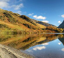 Buttermere Shore by VoluntaryRanger