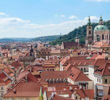 City of Prague. by FER737NG