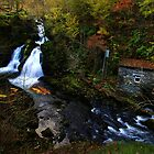 Colwith Force Waterfall, Little Langdale,Cumbria by rennaisance