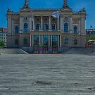 Zurich Opera House by Adam Northam