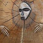pende shaman by arteology