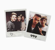 One Direction Polaroids by sdunaway