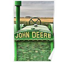 John Deere  Poster
