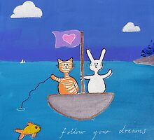 Follow your dreams by FionaHill