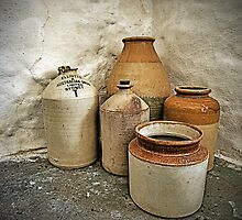 Empty Vessels by TonyCrehan