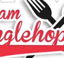 Team Dinglehopper Sticker