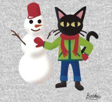 Winter Snow Kids Clothes