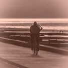 Fleetwood Fisherman  by Alan Robert Cooke