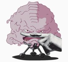 Krang Mustache by RockySpanish